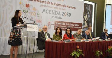 Estrategia Legislativa para la Agenda 2030 de la Cámara de Diputados