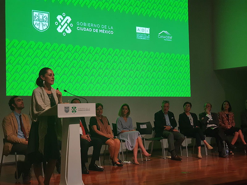 Presentación del Programa Especial de Regeneración Urbana y Vivienda Incluyente