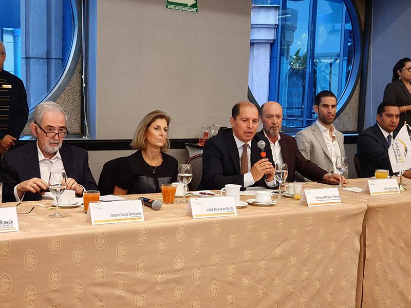 foto 01 reunión plenaria de la Canadevi Valle de México