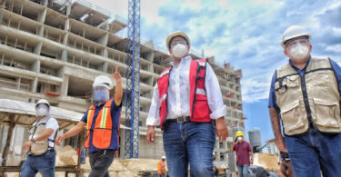 protocolos sanitarios en la construcción