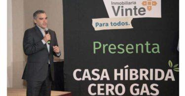 Vinte gana premio internacional del P4G con el proyecto Vivienda Cero Gas