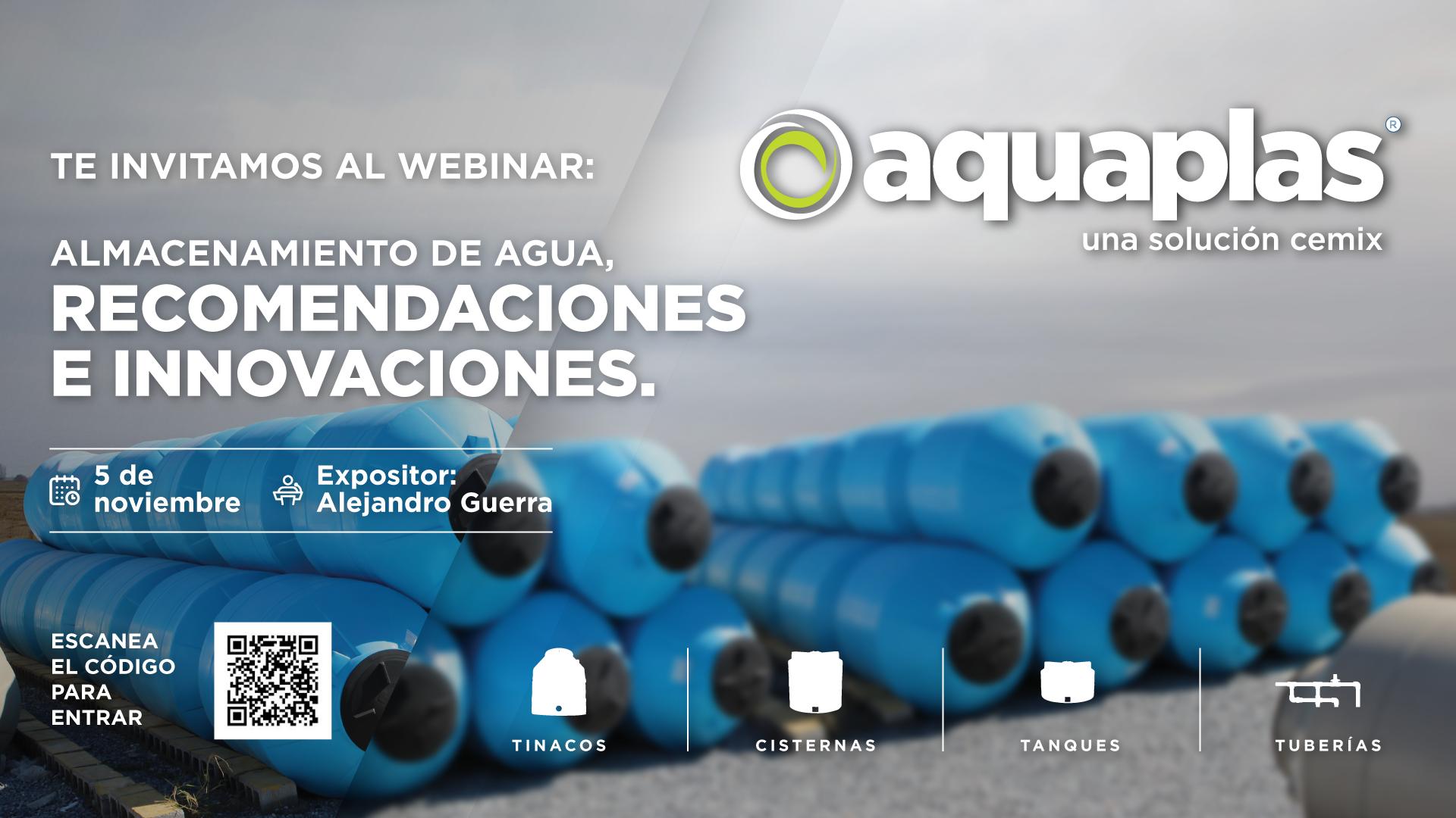 webinar Aquaplast