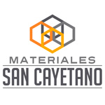 Logotipo materiales San Cayetano