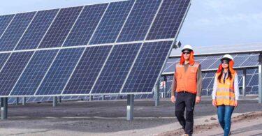 Construcción de Central Eléctrica Fotovoltaica en la CDMX