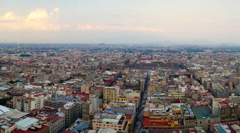 Continúa Canadevi Valle de Mexico trabajando a favor de la Ciudad