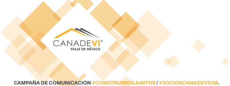 cabecera campaña de comunicación #construimosjuntos | #socioscanadevi
