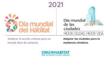 Temas a abordar en el Día Mundial del Hábitat y el Día Mundial de las Ciudades