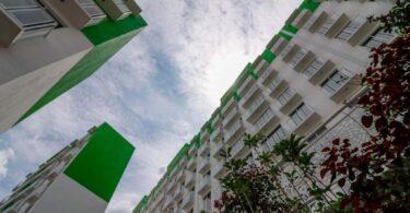 Benefician a familias con unidad habitacional en Coyoacán